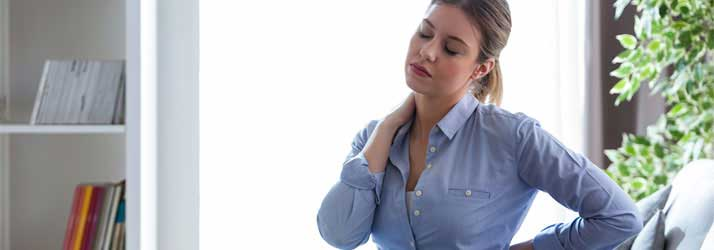 Chiropractic Catonsville MD Lady Back Pain