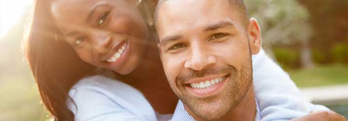 Chiropractic Catonsville MD Happy Couple